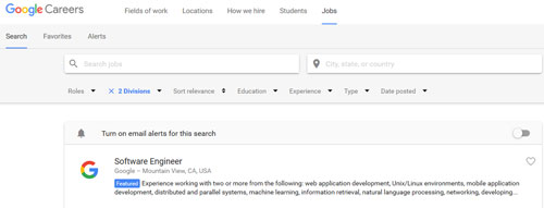 Google-Careers-Search