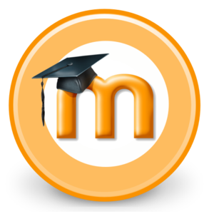 300px-Moodle-icon